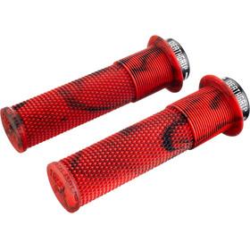 DMR Brendog DeathGrip Grips Ø29,8mm, marble red